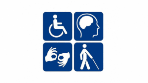 handicaped web